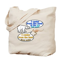 I come from... Tote Bag