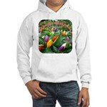 Pepper Christmas Lights Hooded Sweatshirt