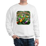 Pepper Christmas Lights Sweatshirt