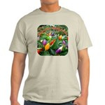 Pepper Christmas Lights Light T-Shirt