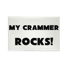 MY Craniologist ROCKS! Rectangle Magnet