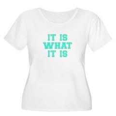 It Is What It T-Shirt