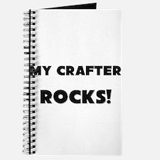 MY Crafter ROCKS! Journal