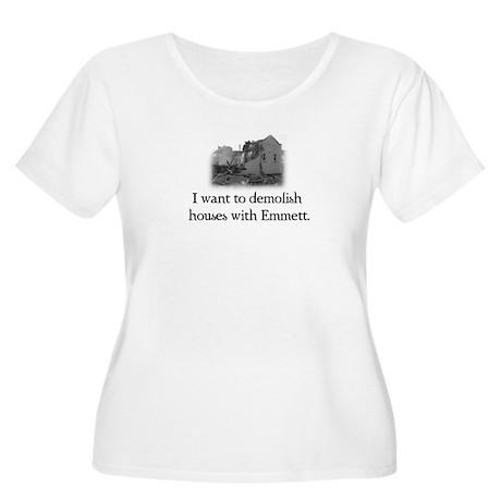2-Image18 Plus Size T-Shirt