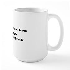 4th Grade Crazy Mug