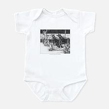 One for the money Infant Bodysuit