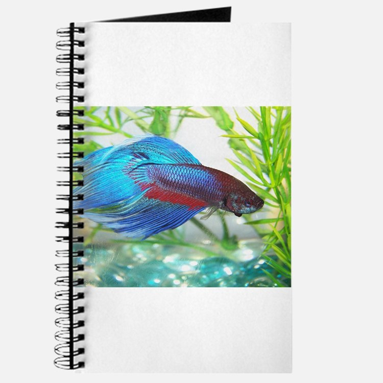Fish notebooks fish journals spiral notebooks cafepress for Cute names for fish