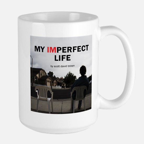 My Imperfect Life Large Mug