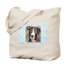 Ban the Deed, Not the Breed Tote Bag