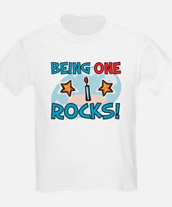 BEING ONE ROCKS! T-Shirt