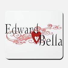 Edward and Bella Mousepad