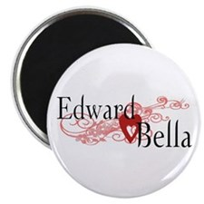 Edward and Bella Magnet