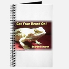 Get your beard on! Journal