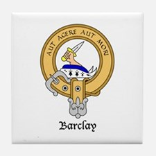 Barclay Tile Coaster