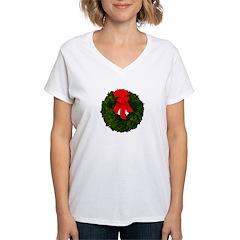 Holiday Wreath Shirt