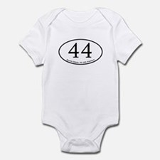 Barack Obama, 44th President Infant Bodysuit