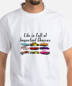 Important Choices Classic Shirt