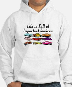 Important Choices Classic Hoodie