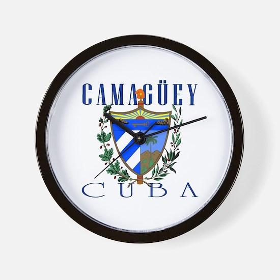 Camaguey Wall Clock