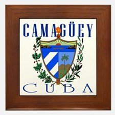 Camaguey Framed Tile
