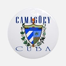 Camaguey Ornament (Round)