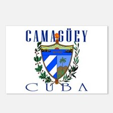 Camaguey Postcards (Package of 8)