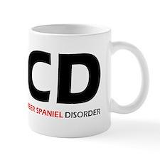 Clumber Spaniel Disorder Mug