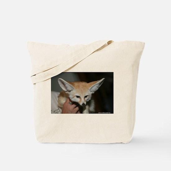 Flash the fennec fox Tote Bag