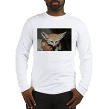 Flash the fennec fox Long Sleeve T-Shirt