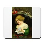 Christmas Hopes Mousepad