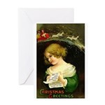 Christmas Hopes Greeting Card