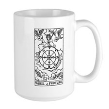 Wheel of Fortune Tarot Card Mug
