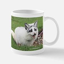 Shadow the Arctic Marble Fox Mug