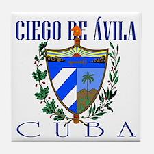 Ciego de Avila Tile Coaster