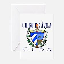 Ciego de Avila Greeting Cards (Pk of 10)