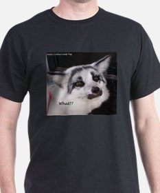 Shadow says What? T-Shirt