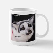 Shadow says What? Mug
