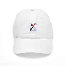 I Love My BASS CLARINET Baseball Cap