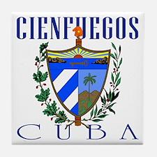 Cienfuegos Tile Coaster