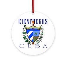Cienfuegos Ornament (Round)