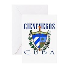 Cienfuegos Greeting Cards (Pk of 10)