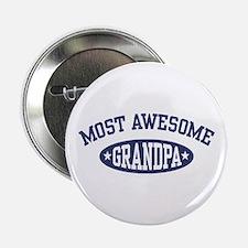 "Most Awesome Grandpa 2.25"" Button"