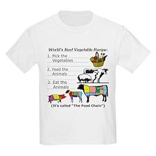Recipe T-Shirt (3 colors)