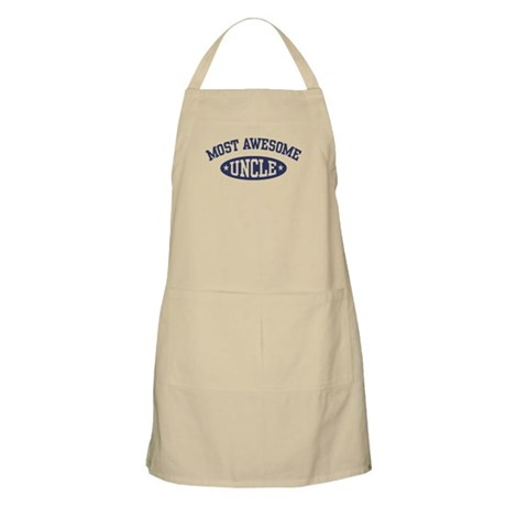 Most Awesome Uncle BBQ Apron