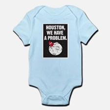 Houston, We Have A Problem. Infant Creeper