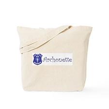 Cute Archonette Tote Bag