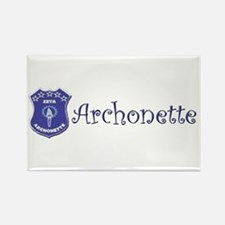 Cute Archonette Rectangle Magnet