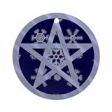 Pentacle Ornaments