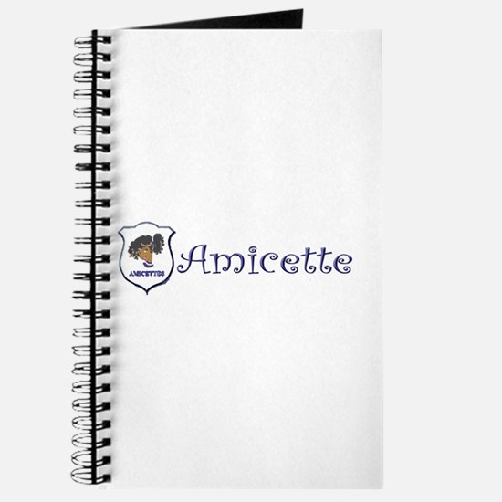Amicette Curls Journal