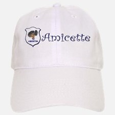 Amicette Curls Baseball Baseball Cap